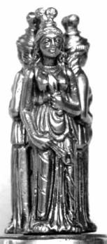Representation of the Trinity