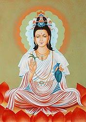 Compassionate Kuan Yin