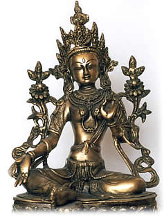 The Goddess Tara takes us to the very roots of the Mother Religion