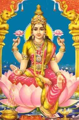 Sri Lakshmi: God as Mother in India