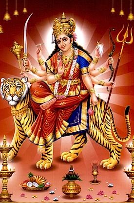 Durga, Our Mother God