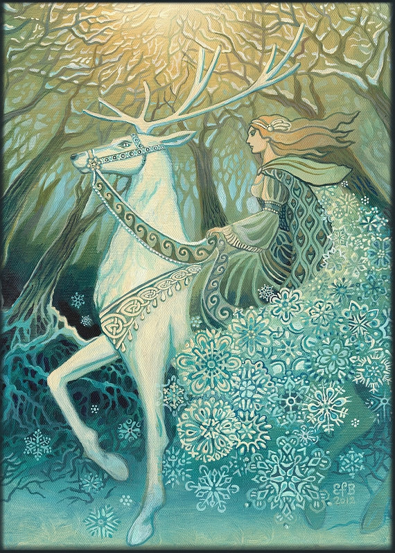 The-Snow-Queen-by-Emily-Balivet
