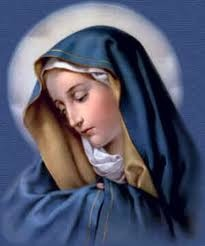 Easter hymn: Our Lady has put on Her veil