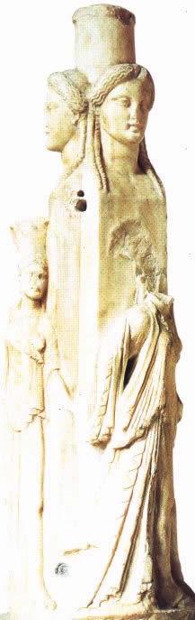 Feminine Trinitarianism is found throughout history