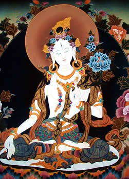 The Goddess Tara - Our Mother God