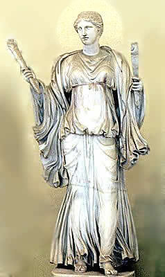 Hestia the Greek Goddess: Mistress of Hearth and Home