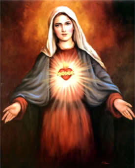 The Immaculate Heart of Mary: Divine Centre of the Universe