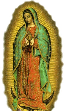 Our Lady of Guadalupe, Solar Mother