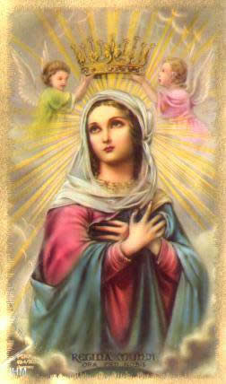 Our Lady Mary, Queen of the World, Queen of Heaven