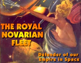 The Royal Novarian Fleet: Defender of our Empire in Space