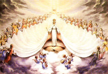 I believe in the Queen of Heaven