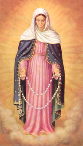 Our Lady's Rosary Scripture meditations