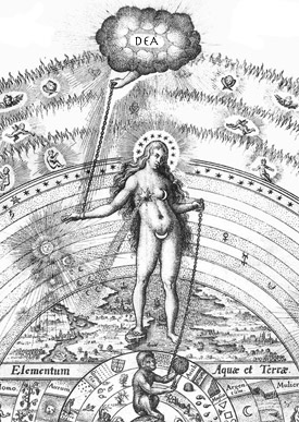 The Anima Mundi and the Golden Chain of Spirit