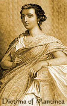 Diotima of Mantinea: The Mother of Modern Philosophy