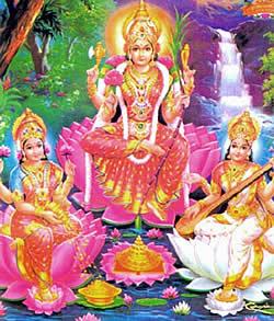 Feminine Trinitarianism in India