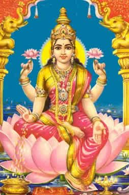 Sri Lakshmi: God as Mother in India