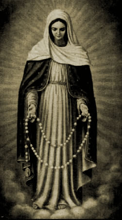 Learn how to pray the Rosary of Our Mother God