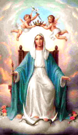 the blessed virgin mary her divinity