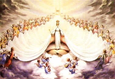 I believe in the Queen of Heaven