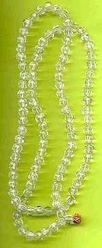 Sphatika Mala Beads